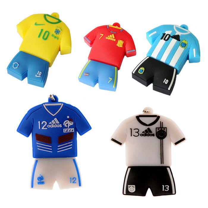 Sports kit USB Flash drive / Promotional product fully customized  to your requirement UK Supplier