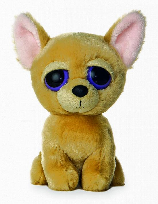 Cuddly Chihuahua - Fully Customisable Plush