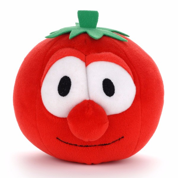 ?Cuddly Tomato - Fully Customisable Plush
