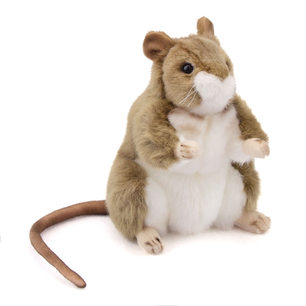 Cuddly Gerbil - Fully Customisable Plush