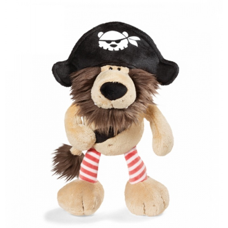 Cuddly Pirate Lion - Fully Customisable Plush