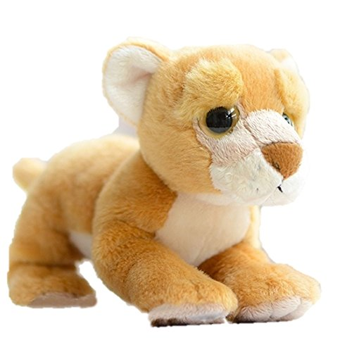 Cuddly Lion Cub - Fully Customisable Plush