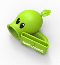 Plants vs Zombies Speaker Stand iPhone 4/5