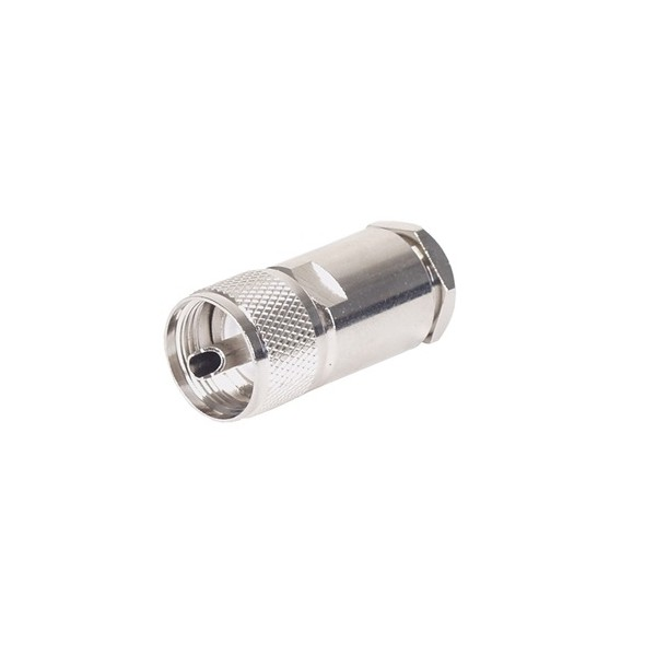 PL259-7C 7MM HIGH QUALITY COMPRESSION TYPE PLUG