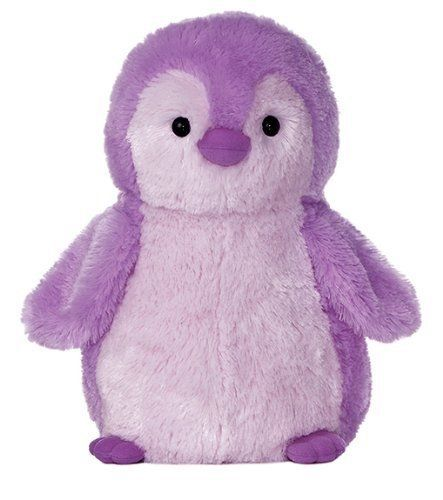 Paula the Purple Penguin? - Fully Customisable Plush