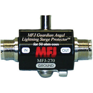 MFJ-97 Replacement Gas Discharge Tube for MFJ-270//N//MF Lightning Surge Protectors