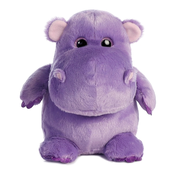 Cuddly Baby Hippo - Fully Customisable Plush