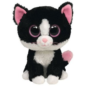 Cute Loving Eyes Kitten - Fully Customisable Plush