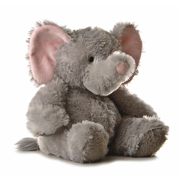 Cute Baby Elephant - Fully Customisable Plush