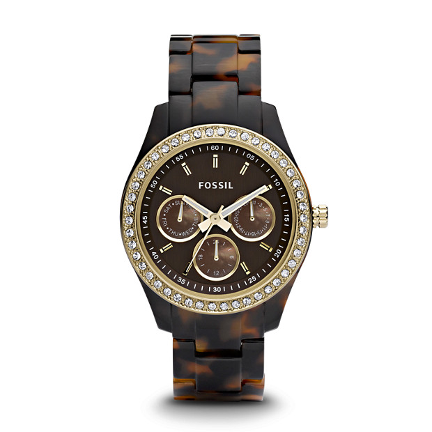 ?Stella Ladies Tort Multifunction Watch / Promotional product fu
