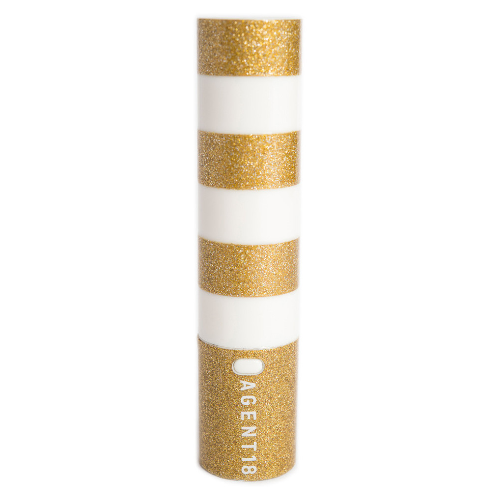 Agent 18 Dart Battery Glitter Stripes