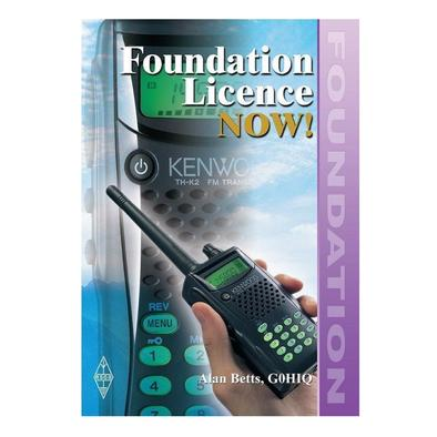 FOUNDATION LICENCE BOOK LATEST EDITION