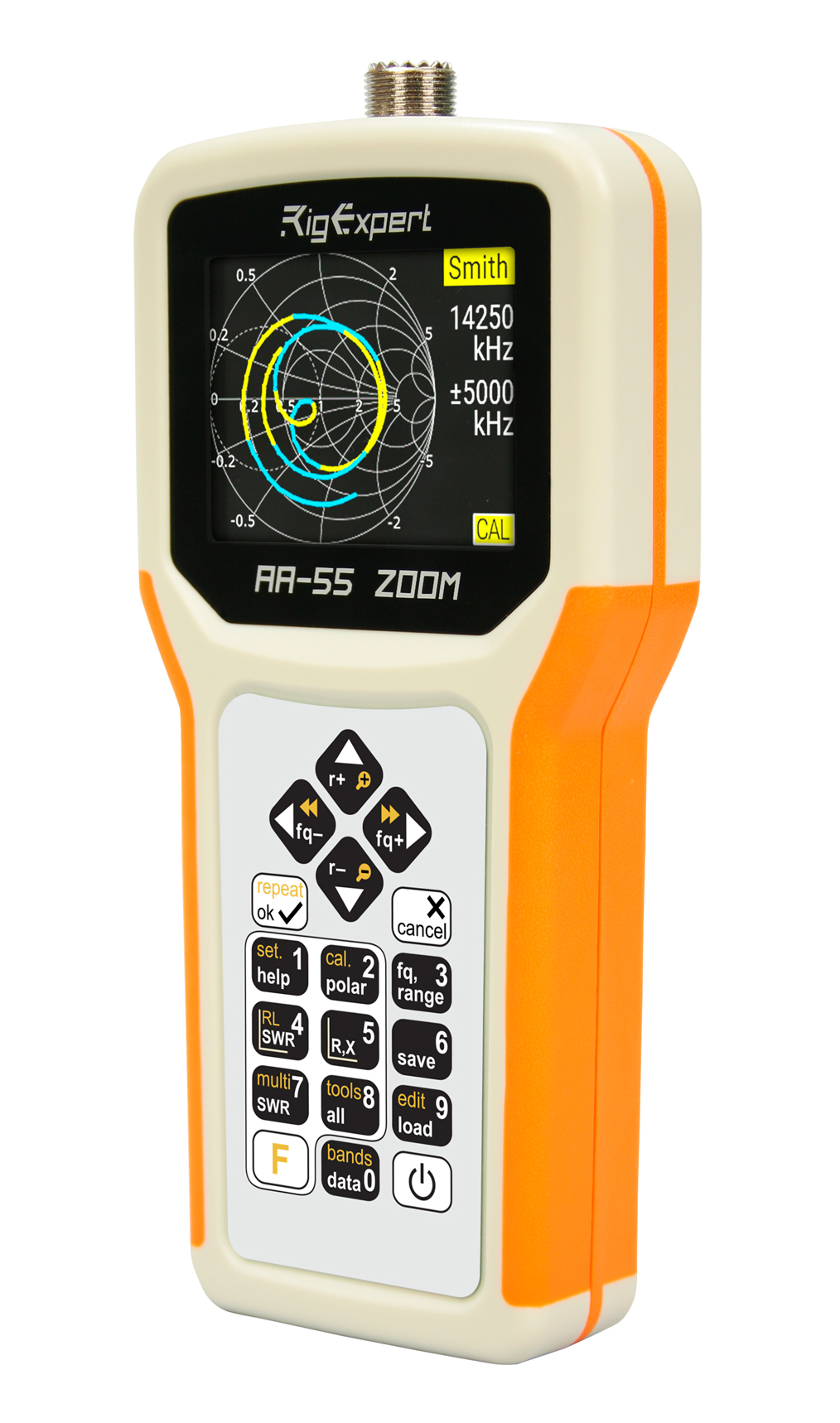 AA-55 ZOOM Antenna Analyzer