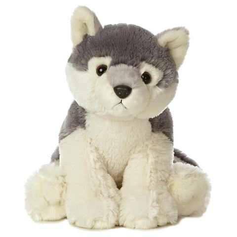 Lucie Wolf - Fully Customisable Plush