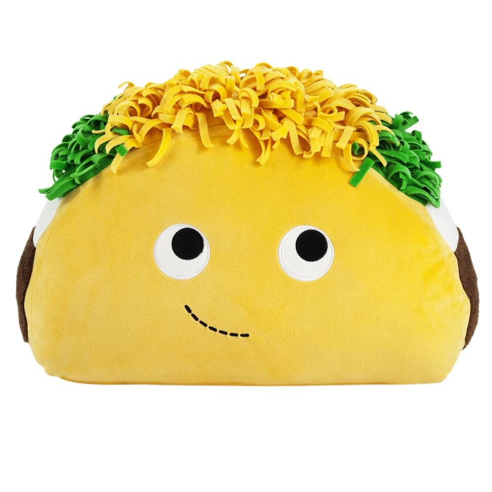 Cuddly Taco Soft Toy  - Fully Customisable Plush