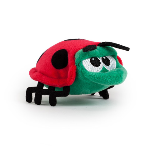 Cuddly Ladybird - Fully Customisable Plush