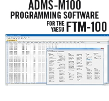 RT Systems ADMS-M100 Programming software