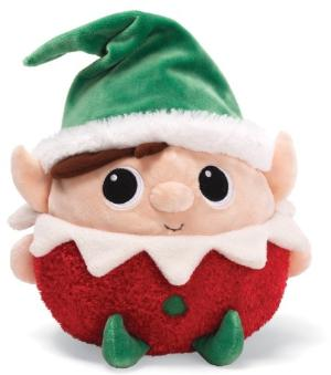 Norman the Elf - Fully Customisable Plush