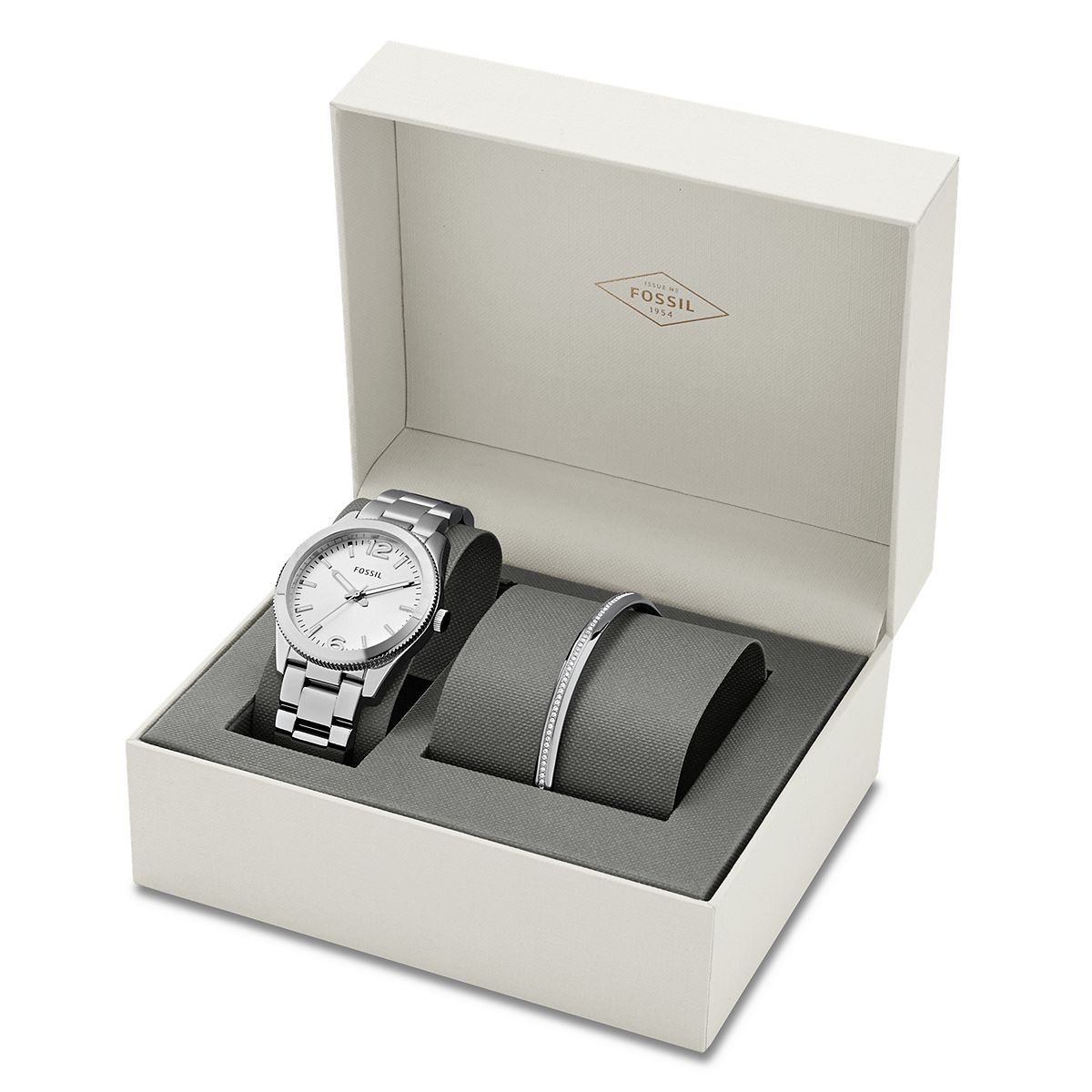 Ladies Boyfriend Watch and Bracelet Set?/ Promotional product fu