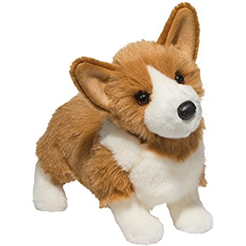Cute Corgi Puppy - Fully Customisable Plush