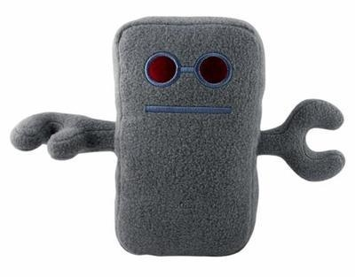 Ronnie The Robot ?- Fully Customisable Plush
