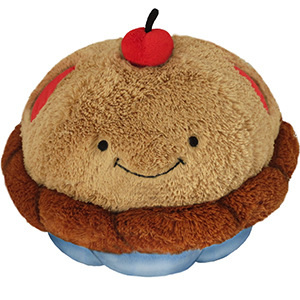 Cuddly Cherry Pie Soft Toy ?- Fully Customisable Plush