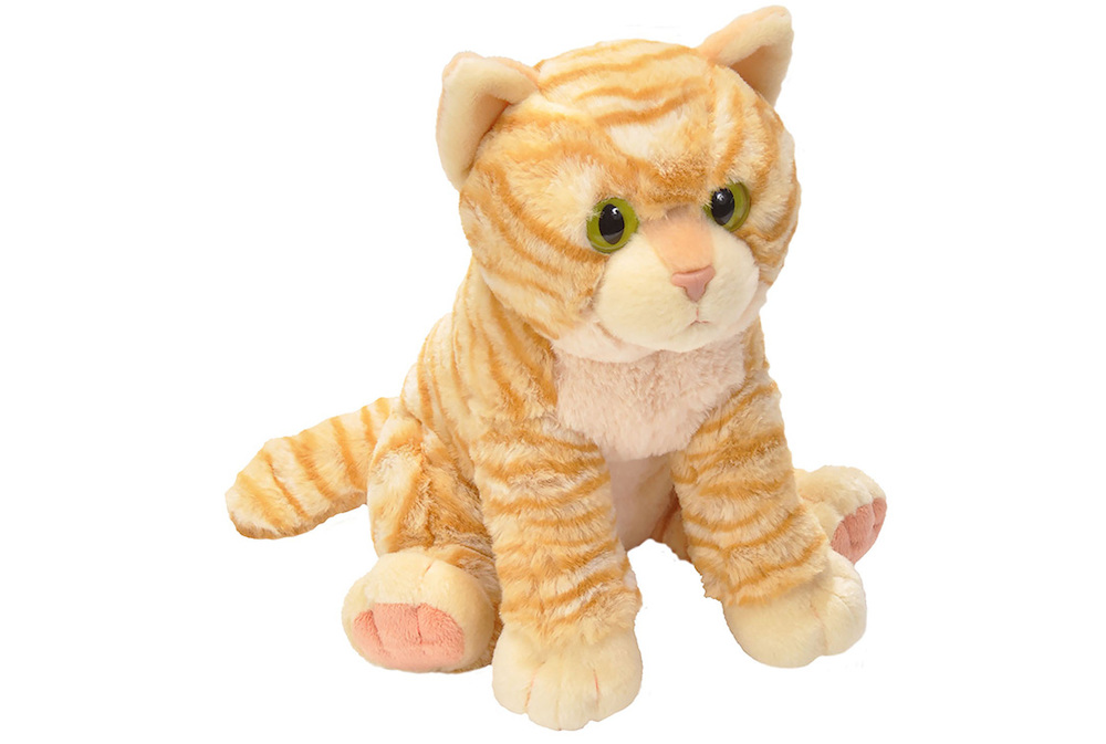 Tigger The Cat ?- Fully Customisable Plush