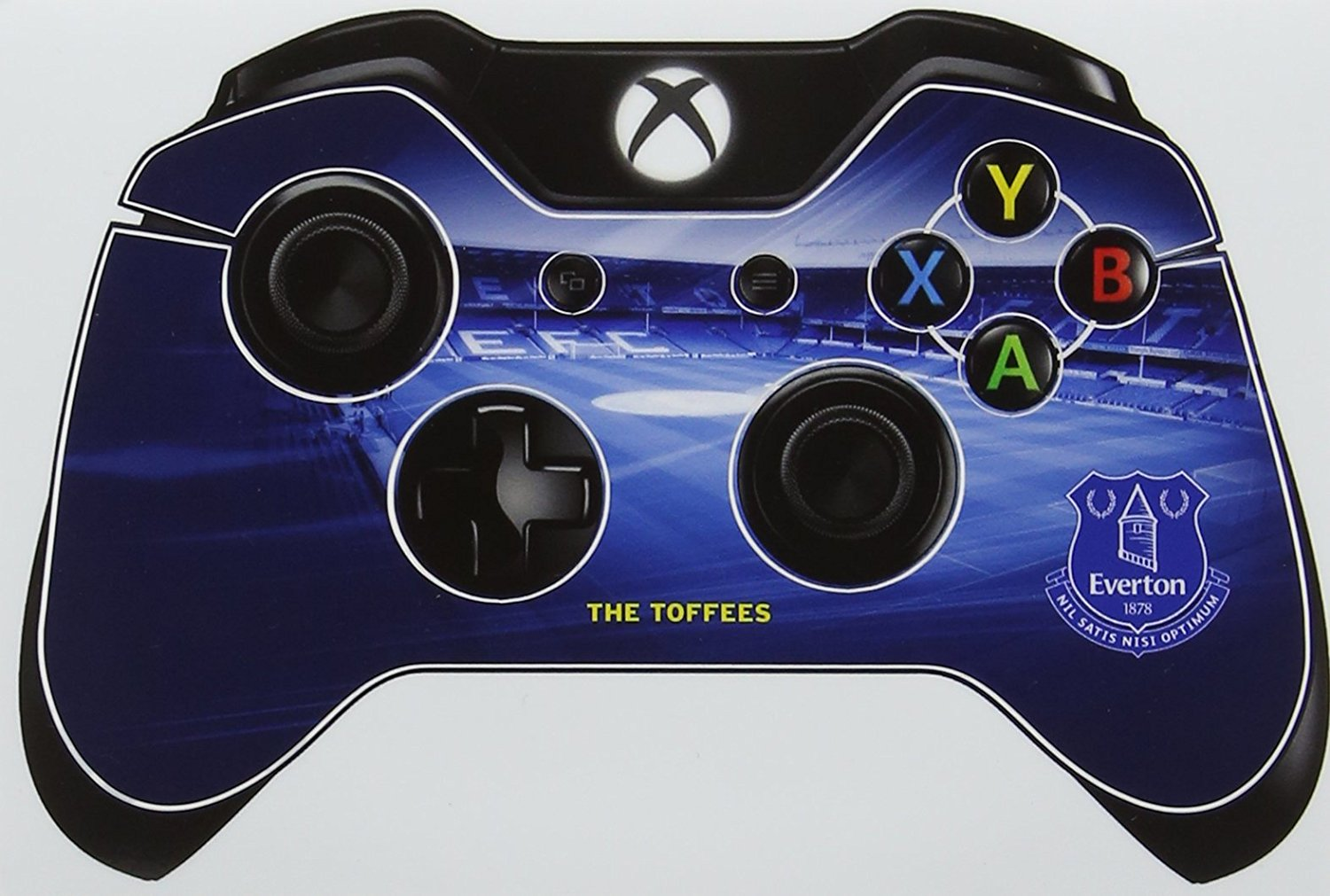 inToro Everton FC Skin for Xbox One Controller