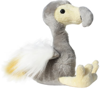 Cute Dodo ?- Fully Customisable Plush