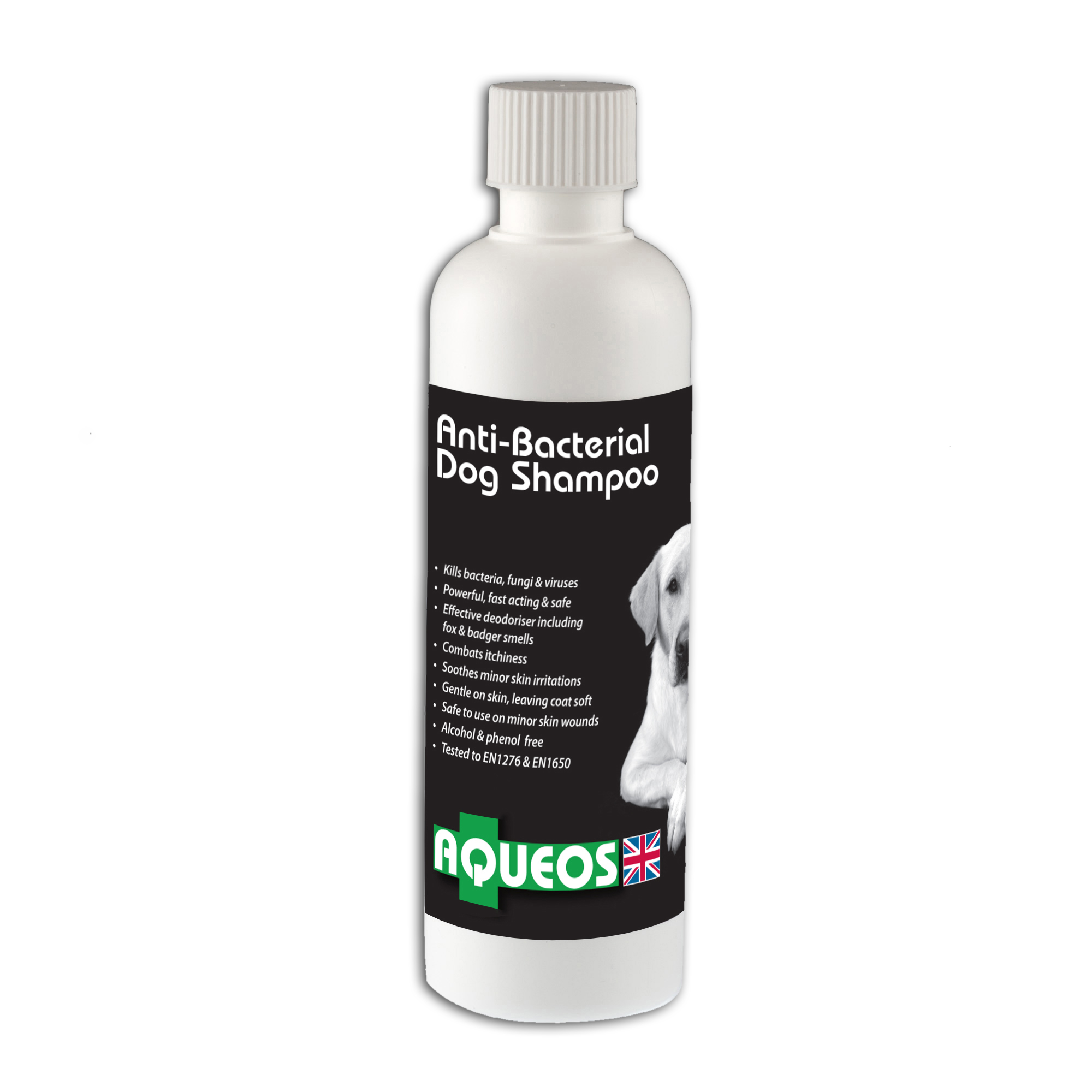 Anti-Bacterial Dog Shampoo 200ml AQC4200