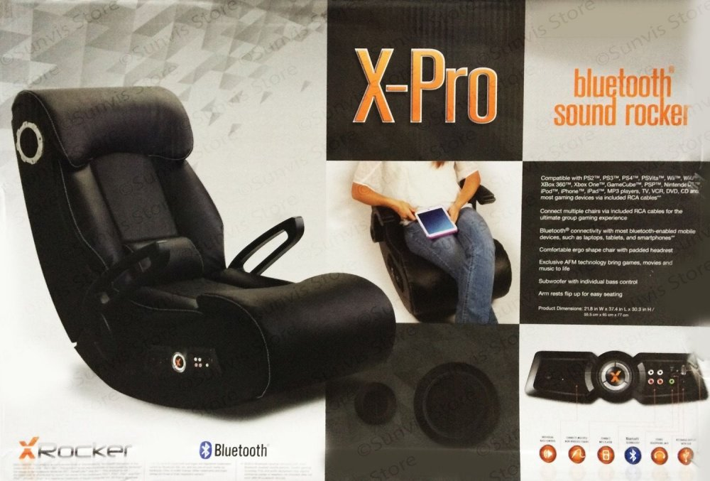 X ROCKER Gaming Chair,