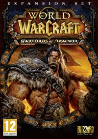 World of Warcraft Warlods Of Draenor PCCD