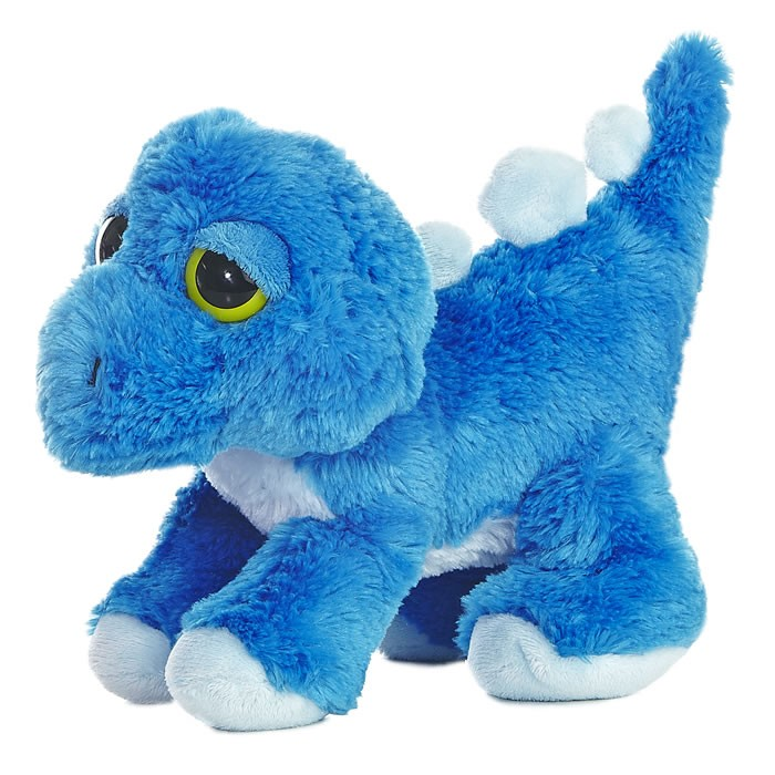Cute Baby Stegosaurus - Fully Customisable Plush