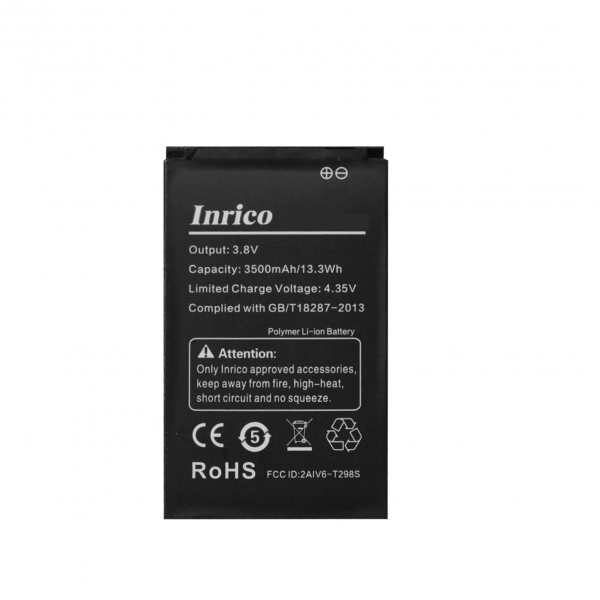 INRICO T320 BATTERY