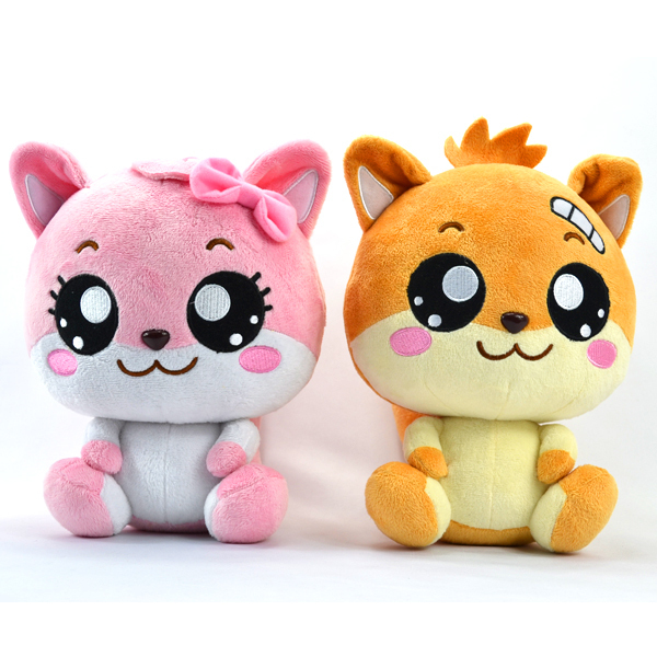 Cute kawaii Cat - Fully Customisable Plush