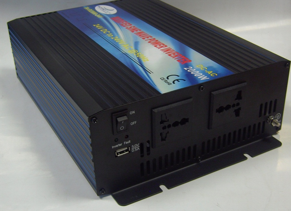 Roadtek Modified SINE Wave Power Inverter 2000W - 24V