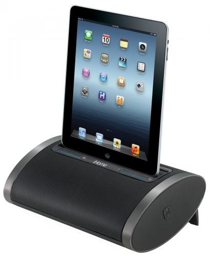 iHome iD48 Portable Rechargeable Speaker System