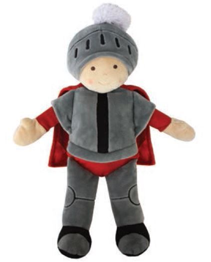 Cuddly Knight - Fully Customisable Toy