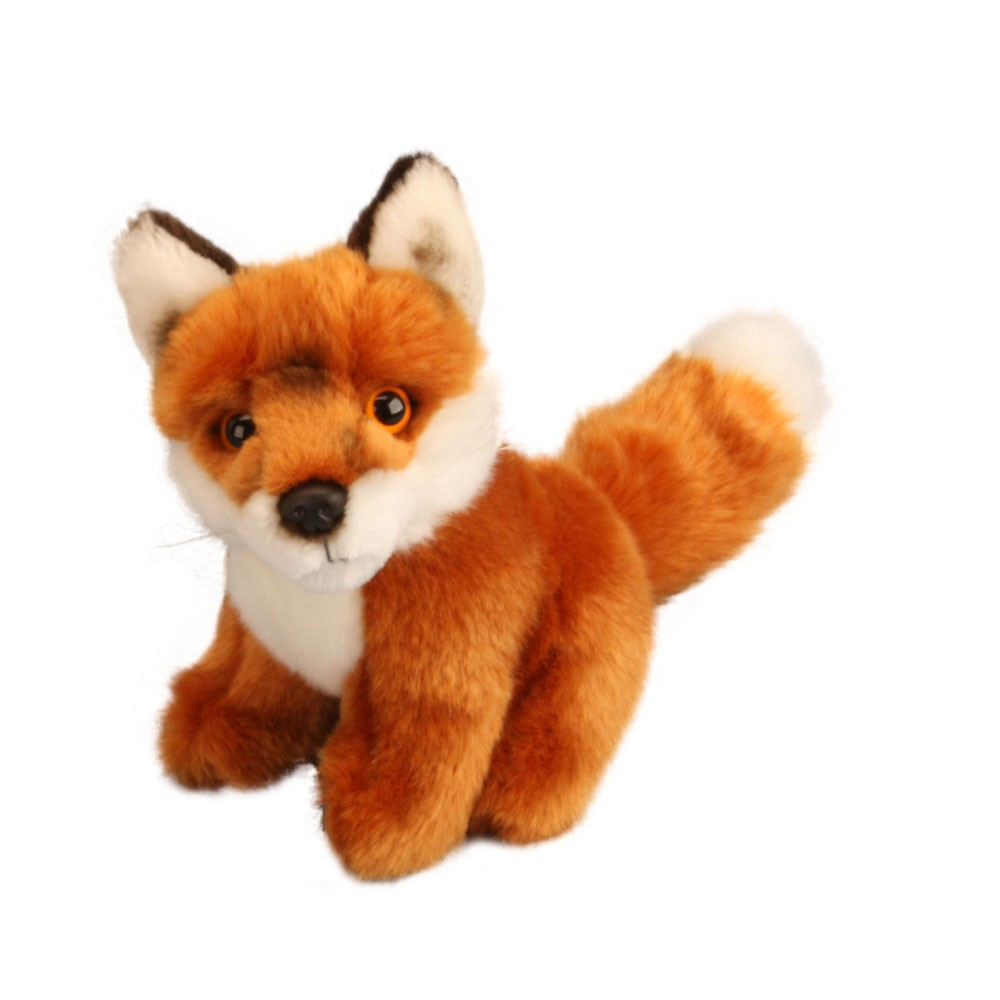 Cute Fox Cub - Fully Customisable Plush