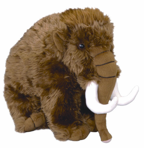 ?Cuddly Woolly Mammoth - Fully Customisable Plush