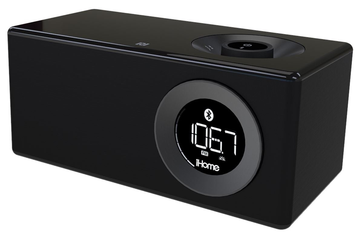how to set ihome clock ibn97