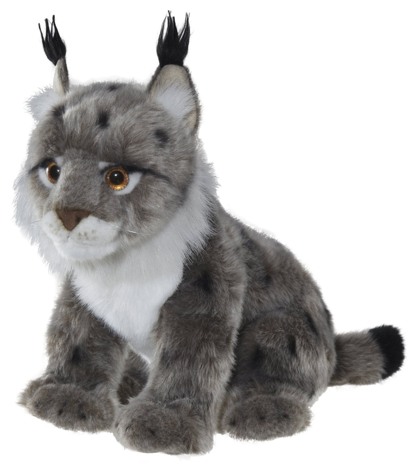 ?Cuddly Lynx Wild Cat - Fully Customisable Plush