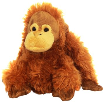 Cuddly Orangutan - Fully Customisable Plush