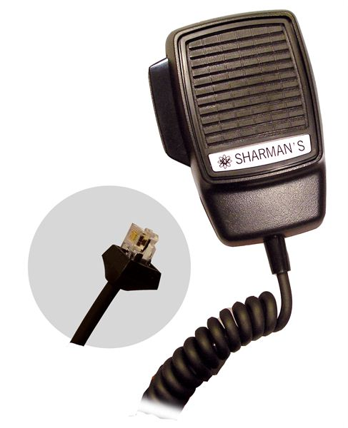 Sharman DM523 TAIT Taxi Microphone