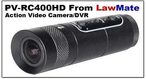Optoelectronics PVRC400HD Portable Video Camera /DVR [PVRC400HD]