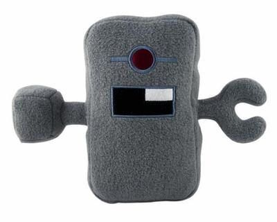 Ralphie The Robot ?- Fully Customisable Plush