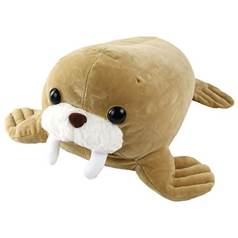Cuddly Walrus - Fully Customisable Plush