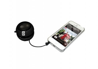 JIVO One Direction Speaker iPhone/Smartphone MP3 Burger Black