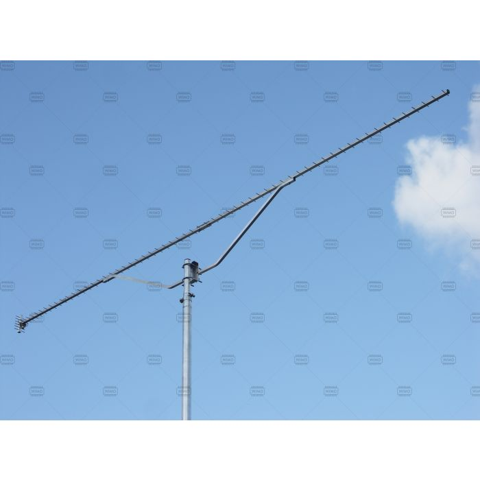 13cm Yagi 67-element 20dBd gain