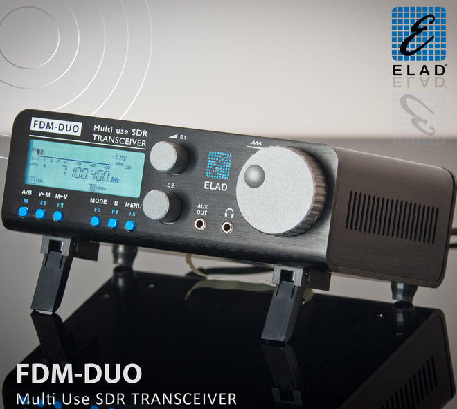 ELAD FDM-DUO R SDR Multimode Receiver